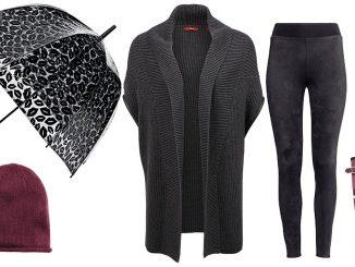 Moda v dežju