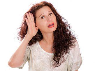 slabokrvnost in izguba sluha